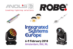 Anolis and Robe at ISE 2018