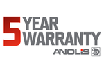 Anolis Extends Standard warranty Terms to 5 years